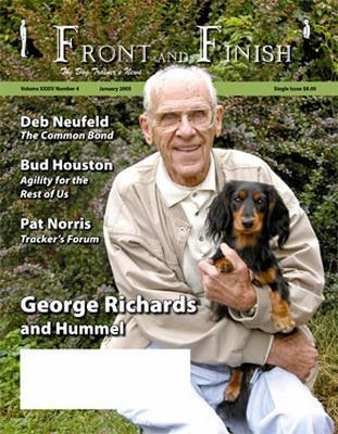 George Richards F&F Cover